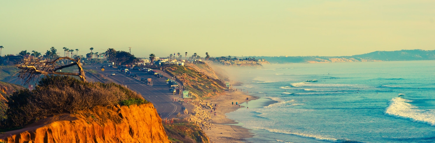 Encinitas, Californien, USA