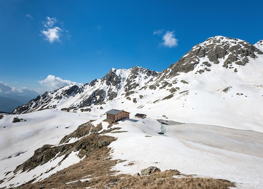 Plan de Corones, Pustertal - Val Pusteria, Italien