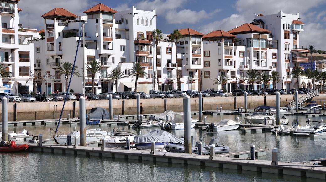 Centre-ville d'Agadir