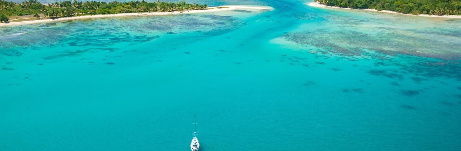 Île Sainte-Marie, Madagascar
