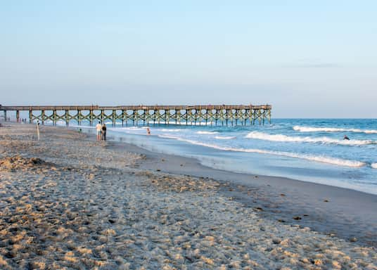 Wrightsville Beach, North Carolina, USA