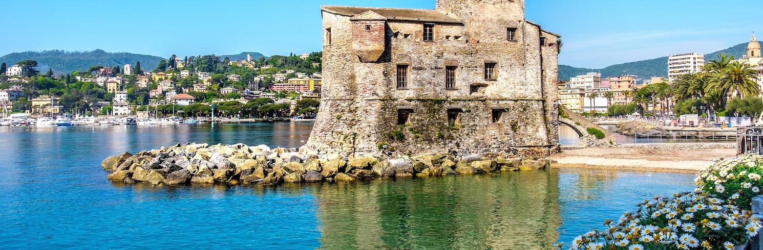 Rapallo, Italien