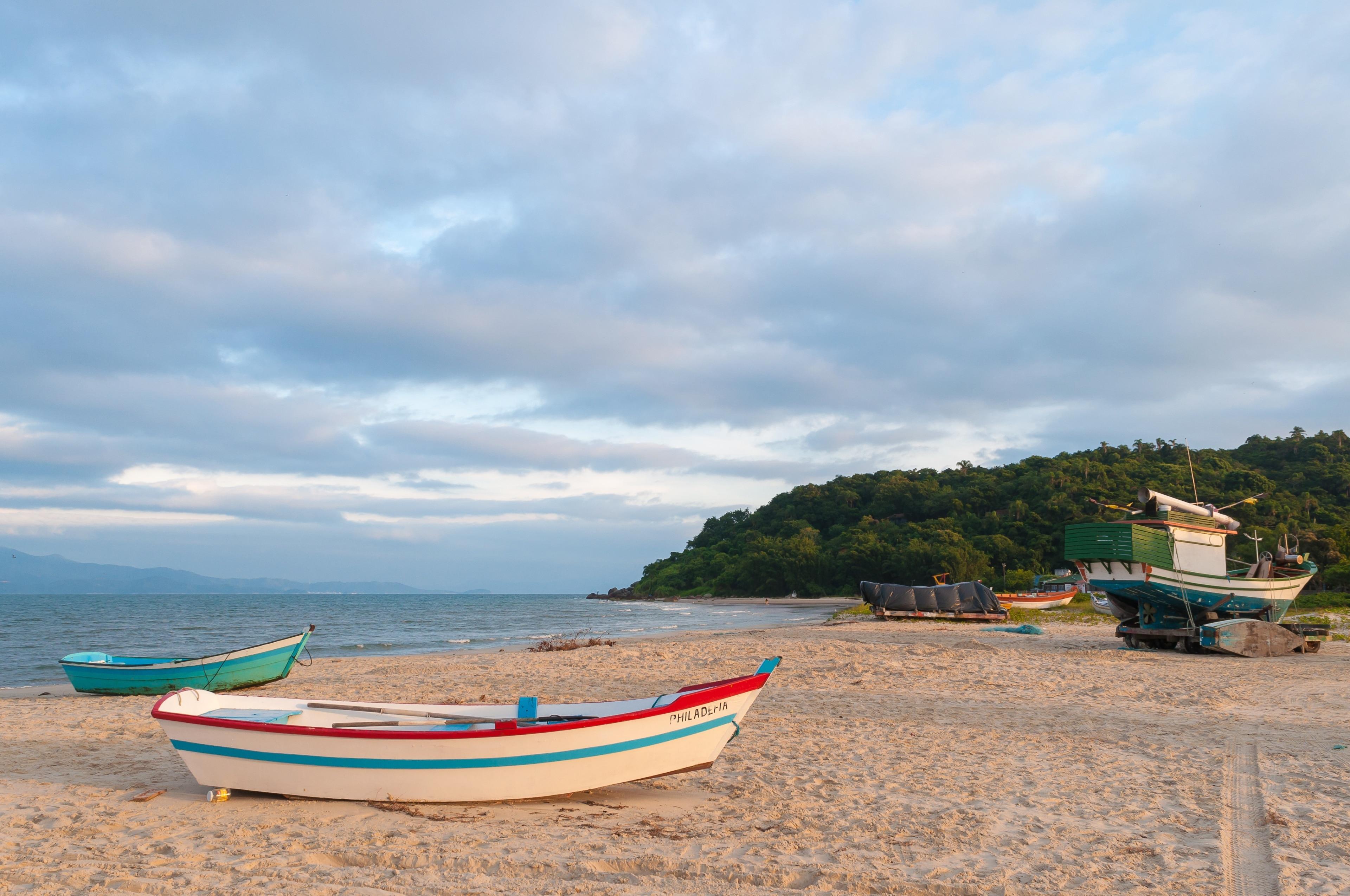 Ponta das Canas, Florianópolis, Bundesstaat Santa Catarina, Brasilien