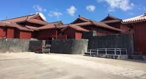 Nakijin-Gusuku-Burg