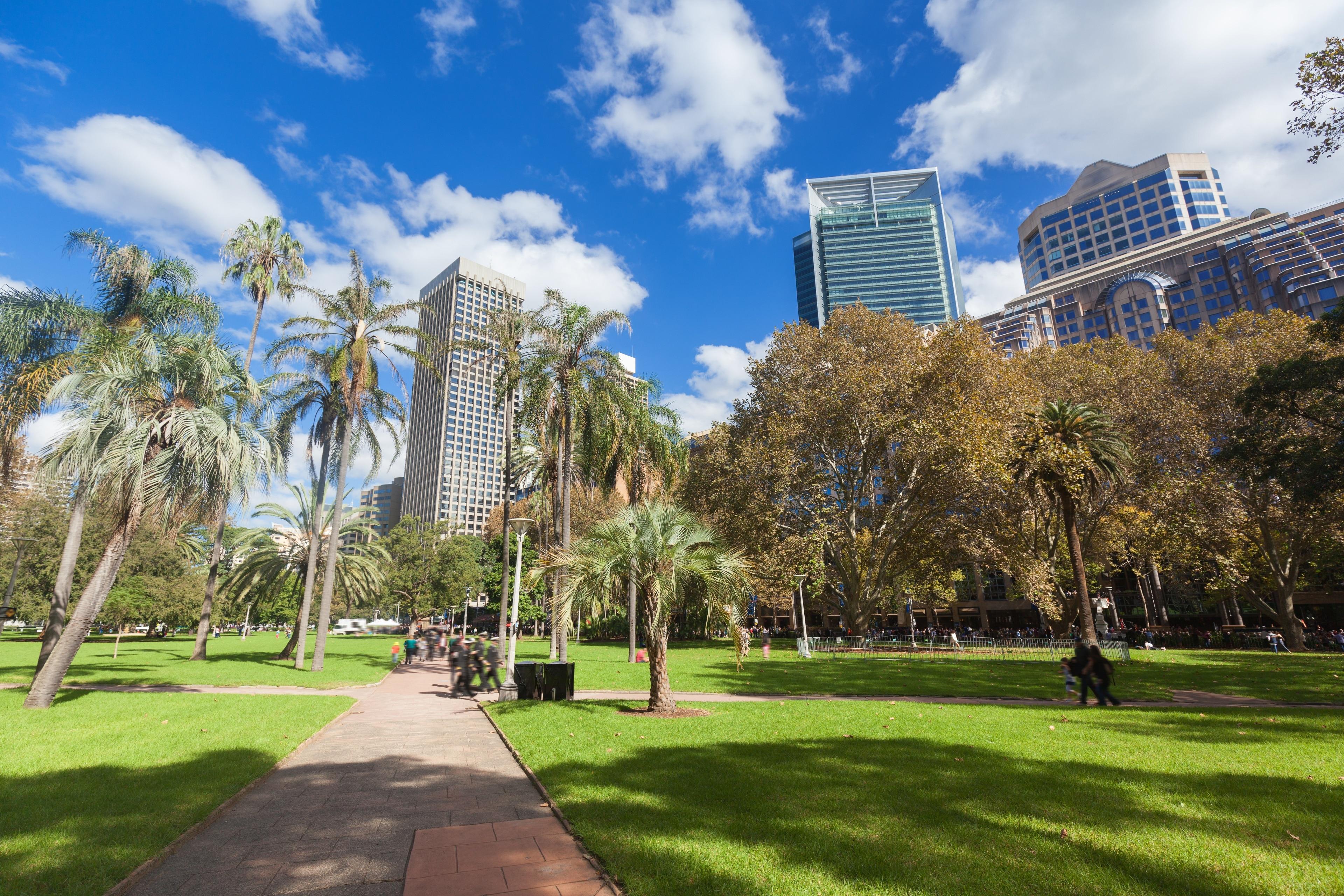 Hyde Park, Sydney, New South Wales, Australien