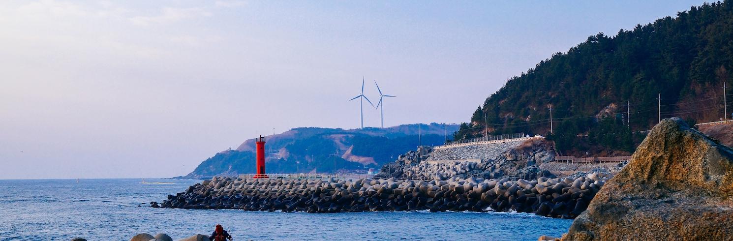 Yeongdeok, Corée du Sud