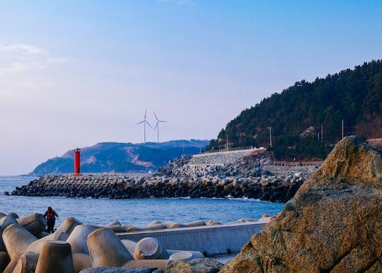Yeongdeok, Zuid-Korea
