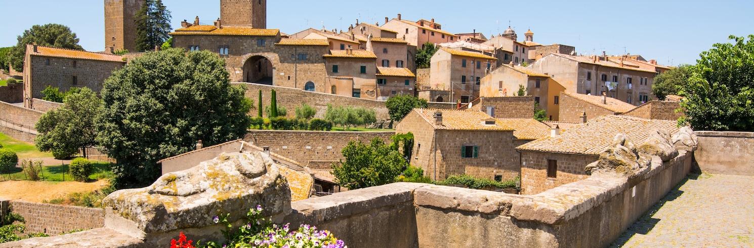 Tuscania, Itaalia
