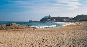 Пляж Jeongdongjin