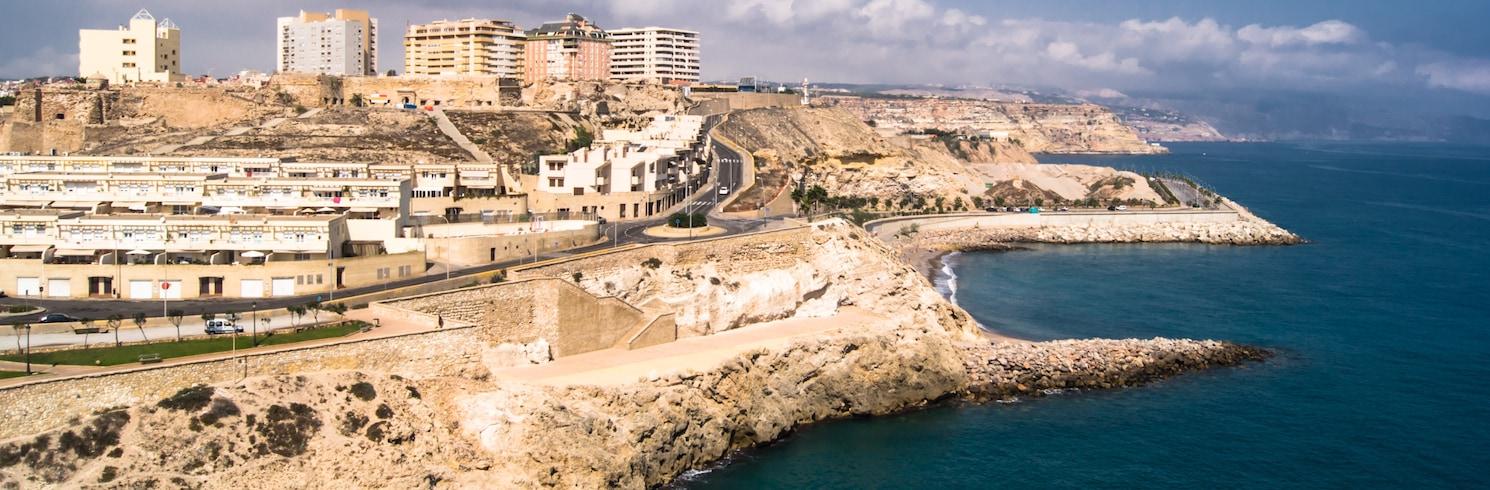 Melilla (region), Spania