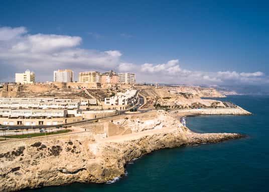 Melilla, Hispaania