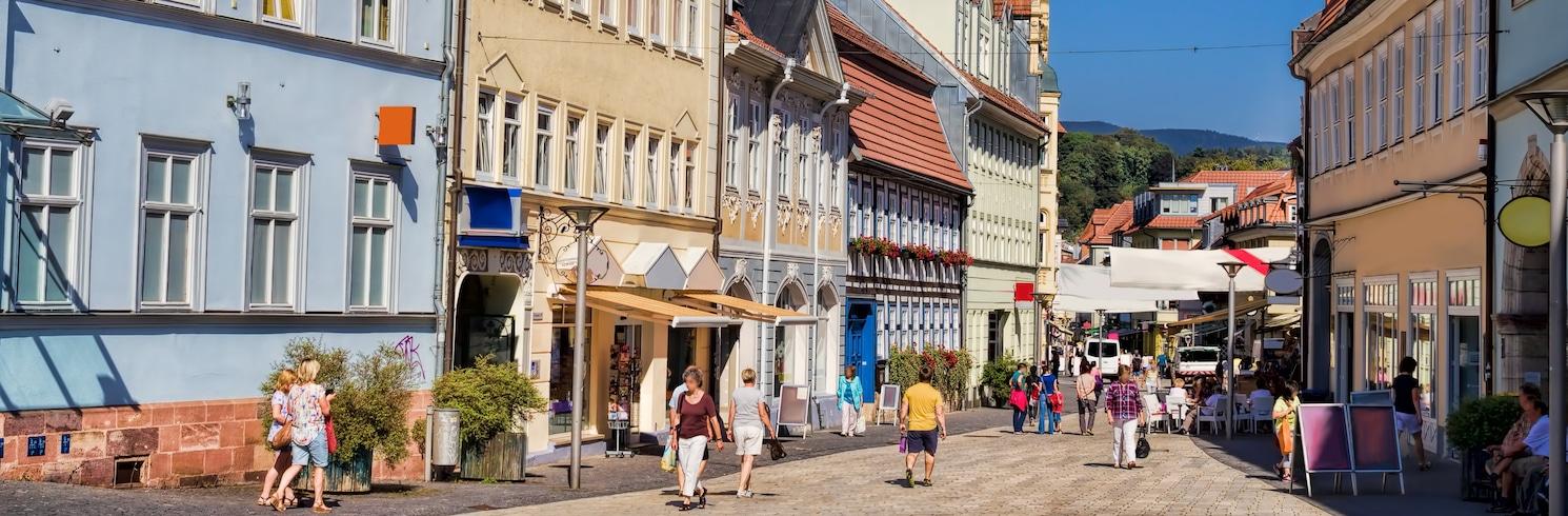Suhl, Tyskland