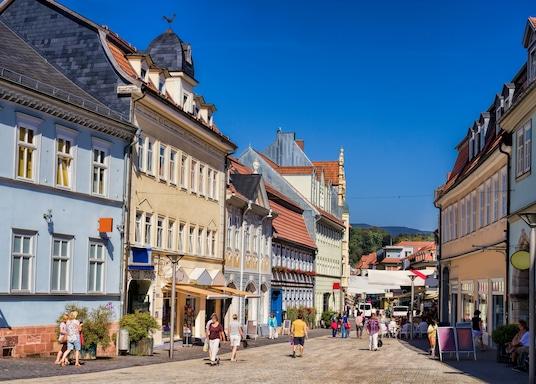 Suhl, Németország