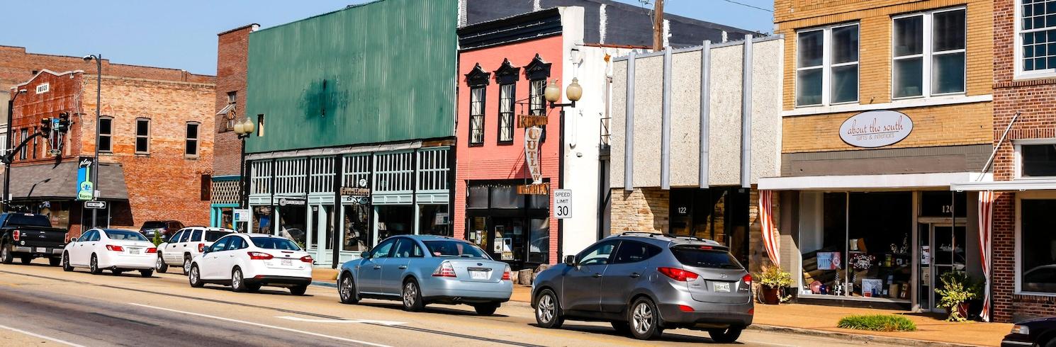 Tupelo (dan sekitarnya), Mississippi, Amerika Serikat