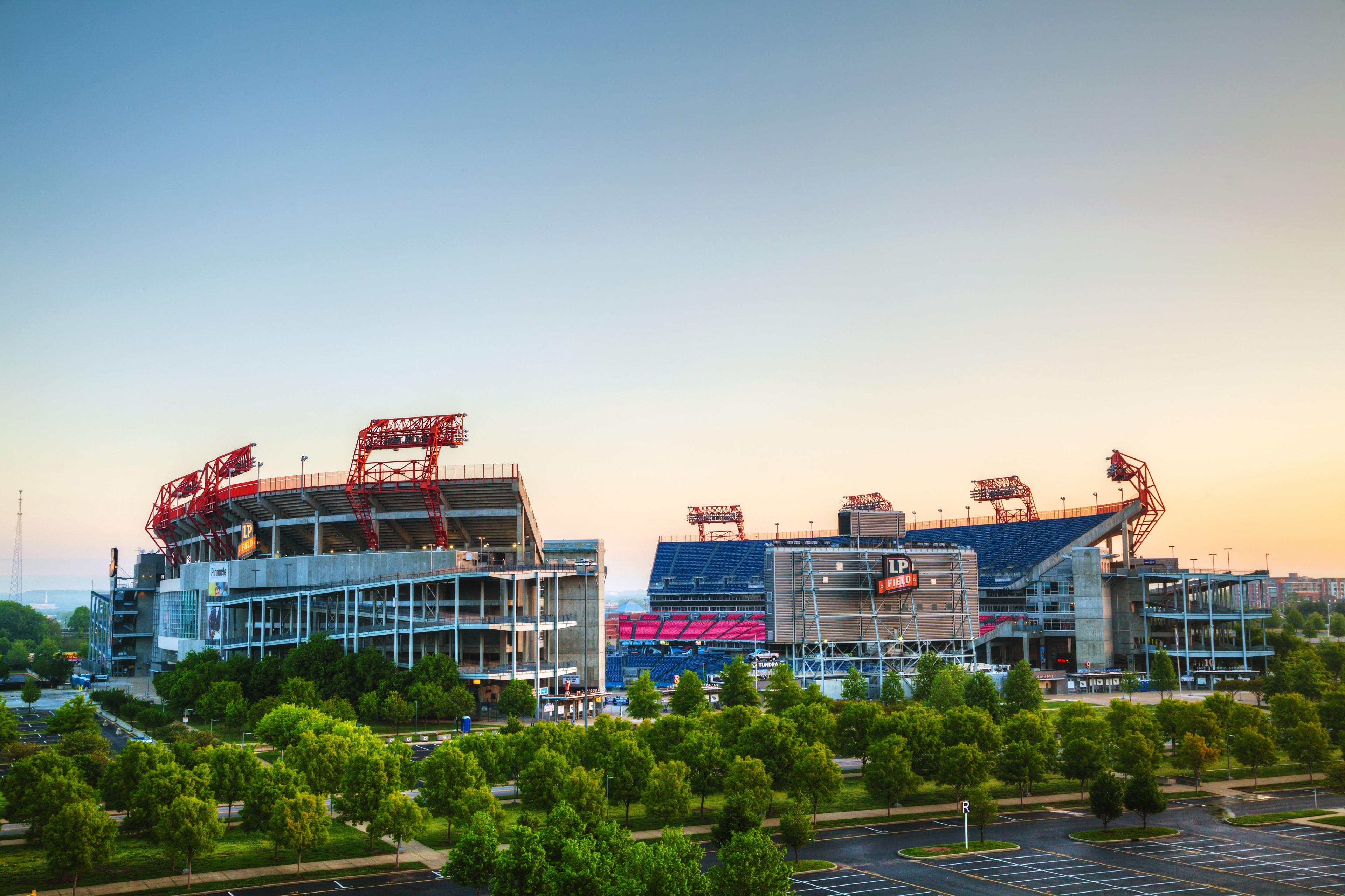 Nissan Stadium, Nashville, Tennessee, United States of America