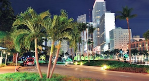 Distrito comercial del centro de Miami