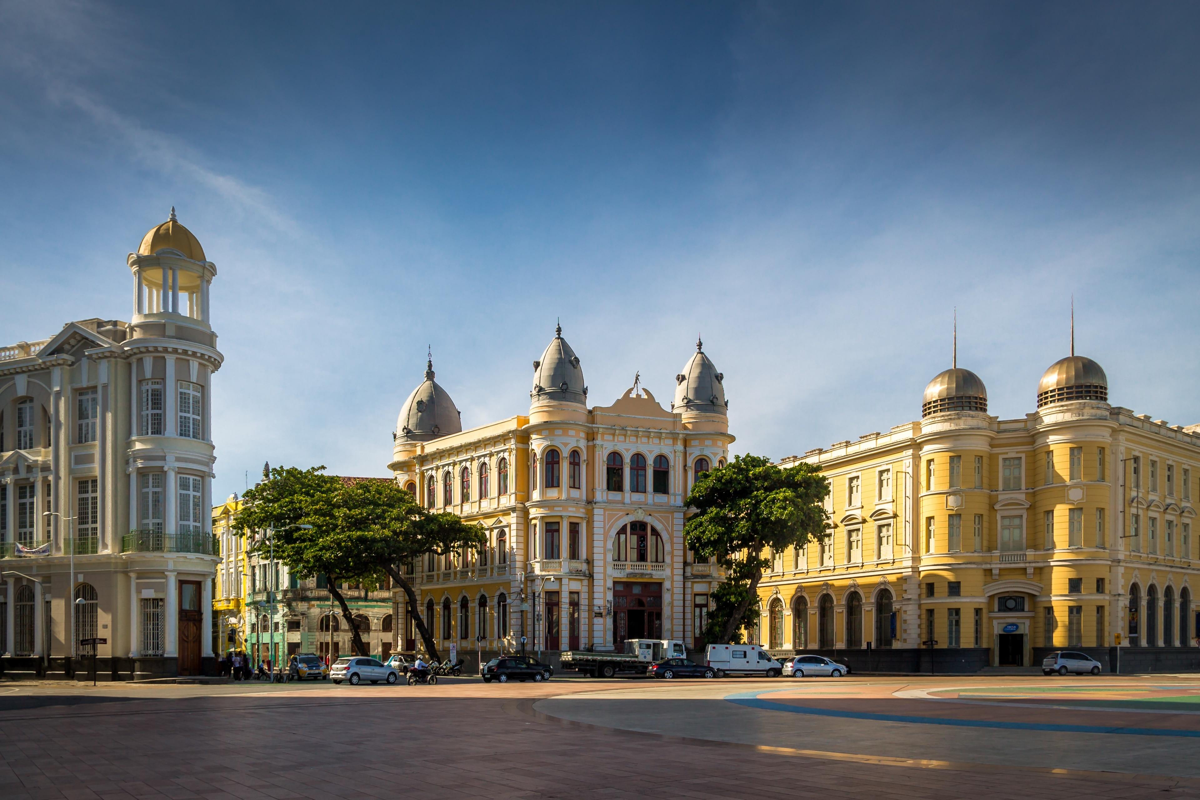Recife, Pernambuco (staat), Brazilië