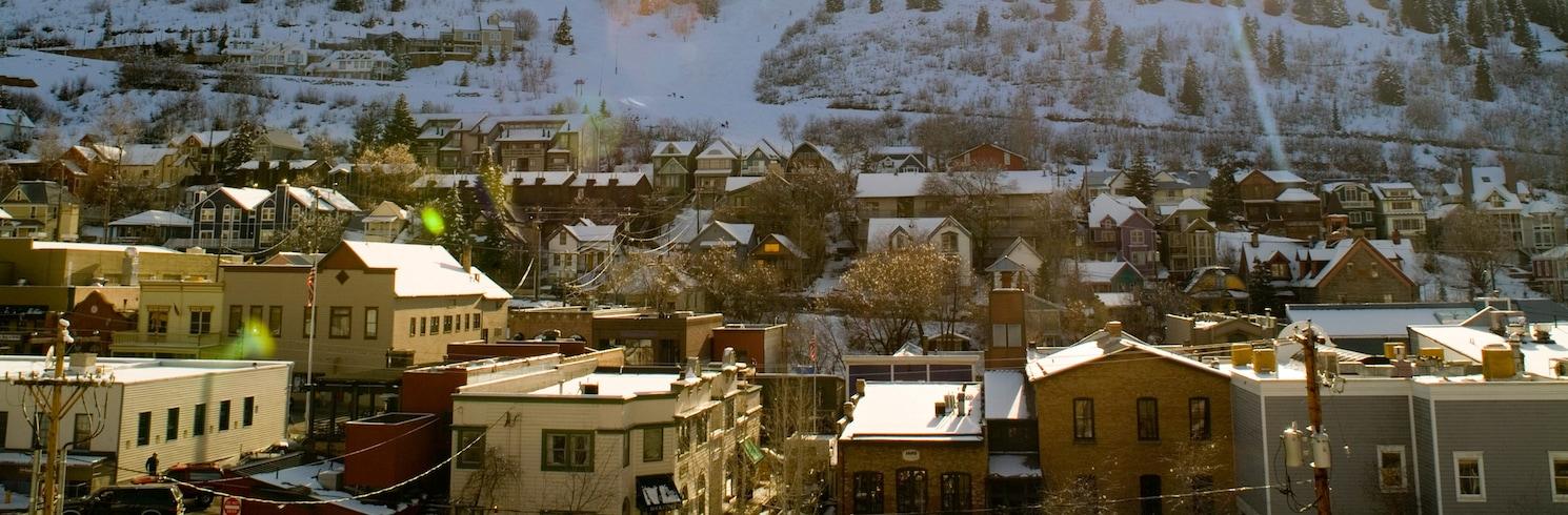 Park City, Utah, États-Unis d'Amérique