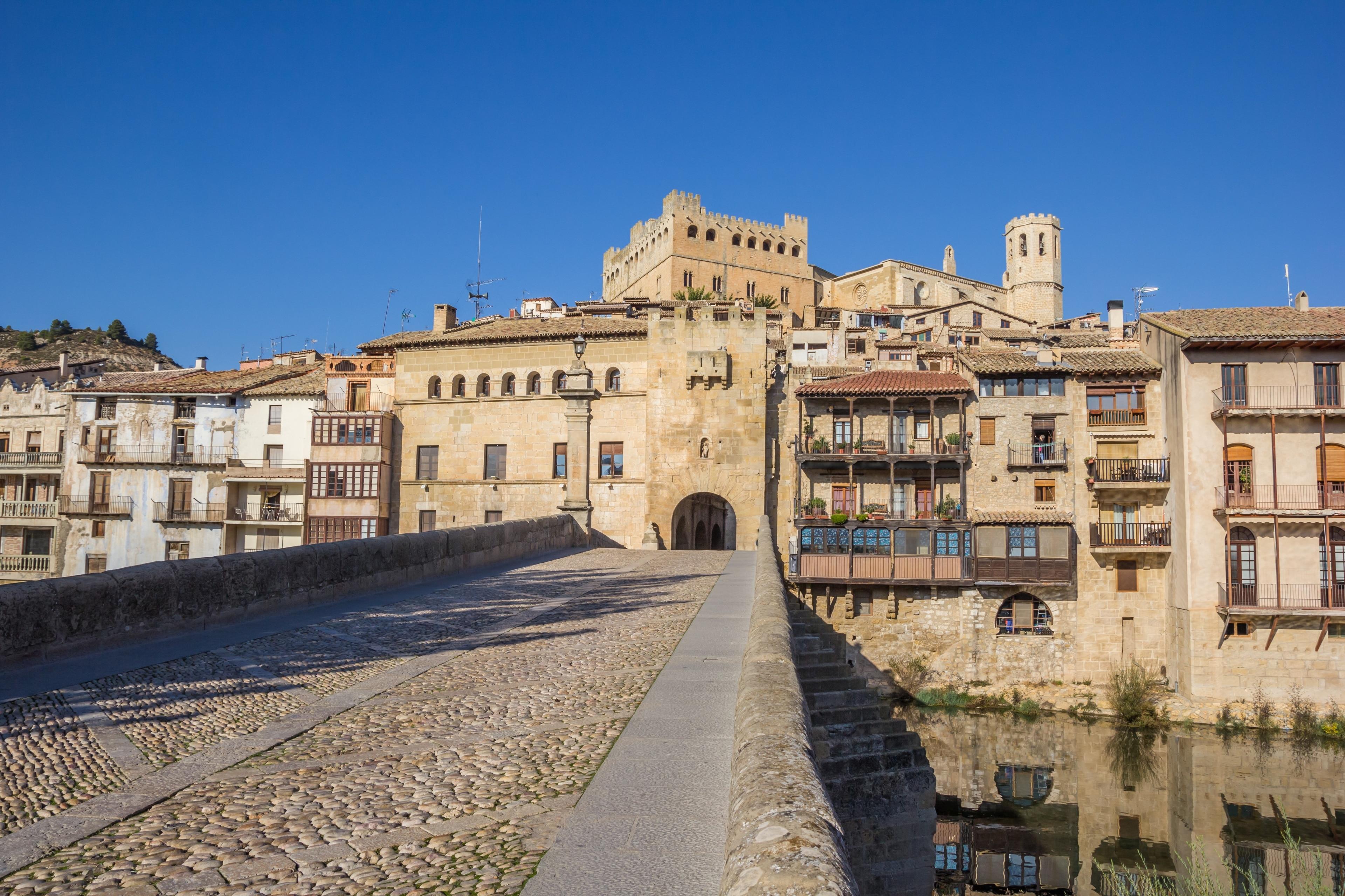 Valderrobres, Aragón, España
