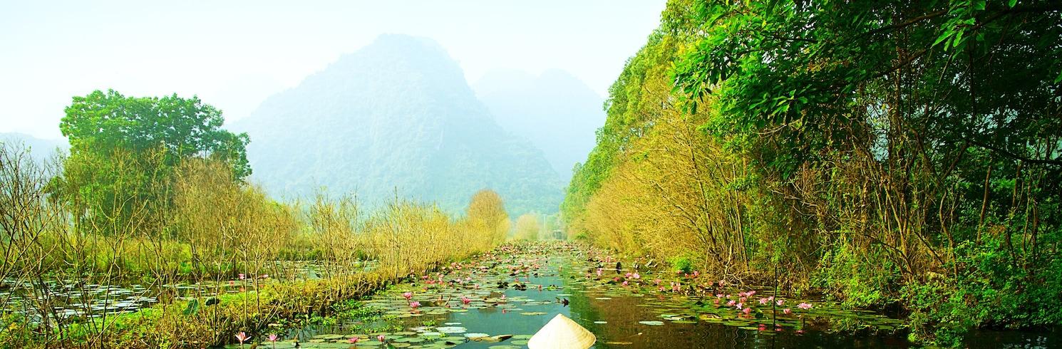 Dong Thapi provints, Vietnam
