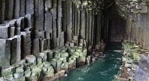 芬加爾岩洞