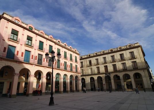 アルハン, スペイン