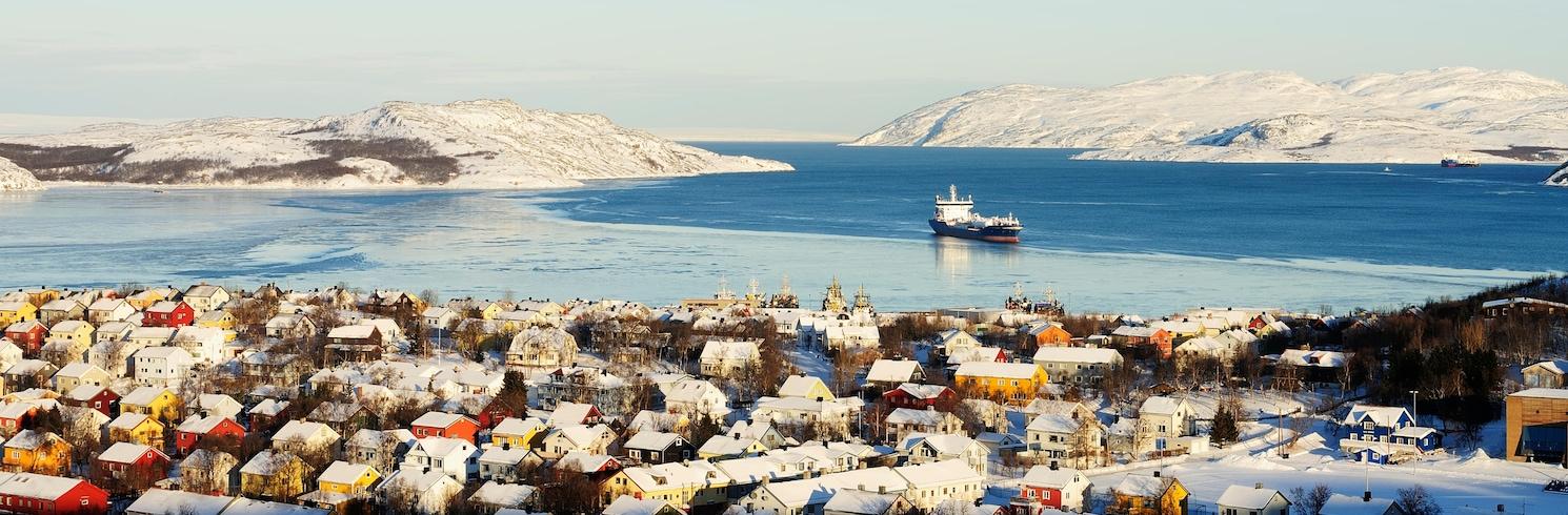 Kirkenes, Norge