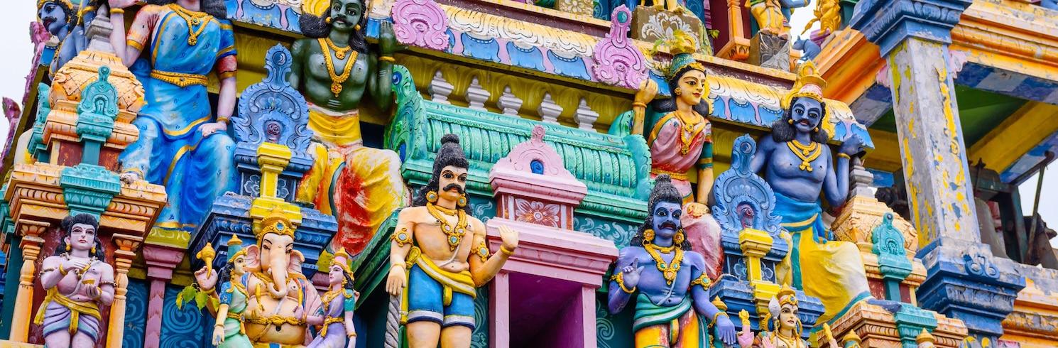 ترايكومبالي, سريلانكا