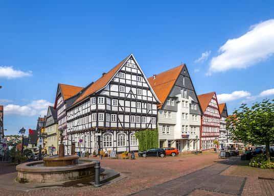 Waldecker Land, Alemania