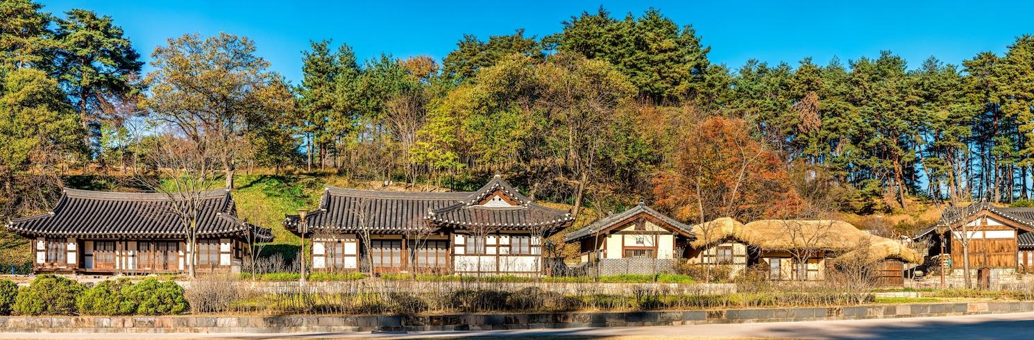 Gangneung, Sydkorea