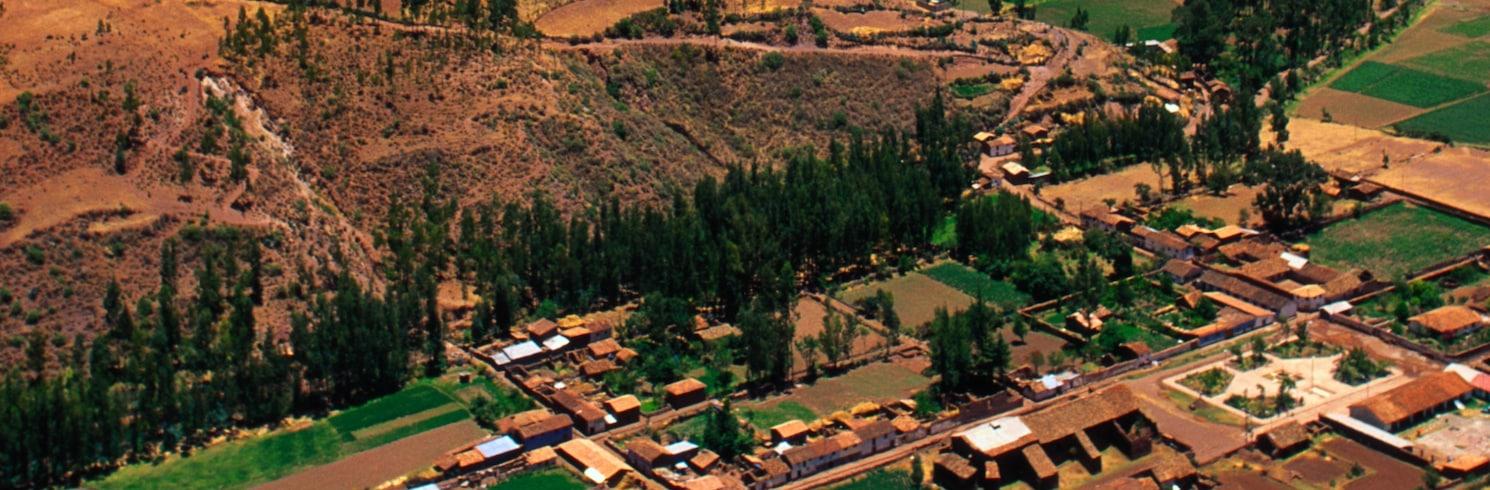 Urubamba, Perú