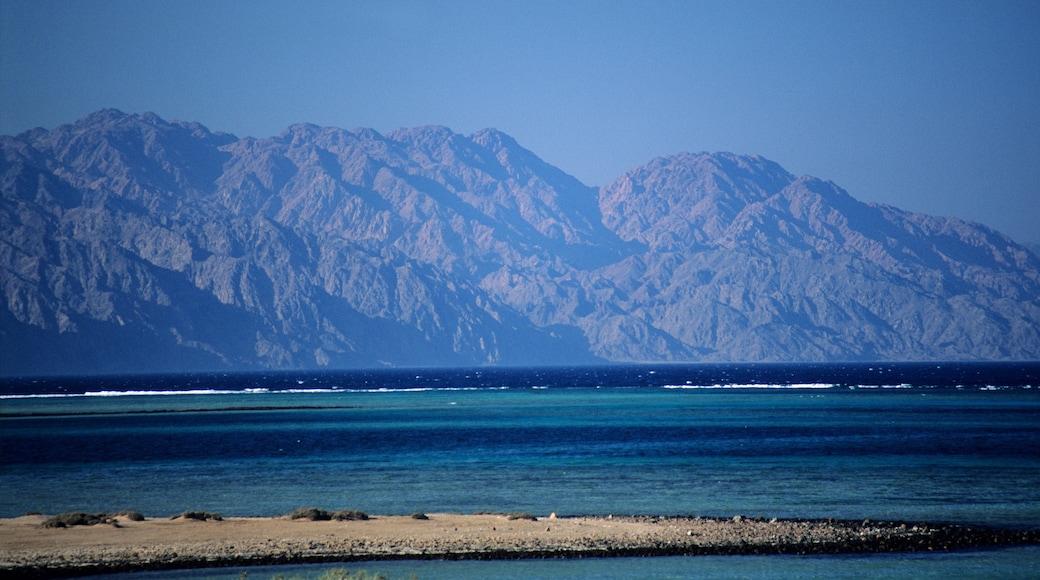 샤름 엘 셰이크 및 인근 지역