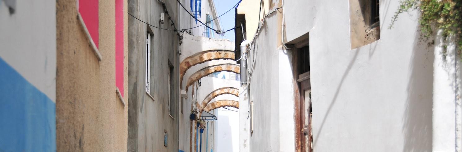 Bizerta, Túnez