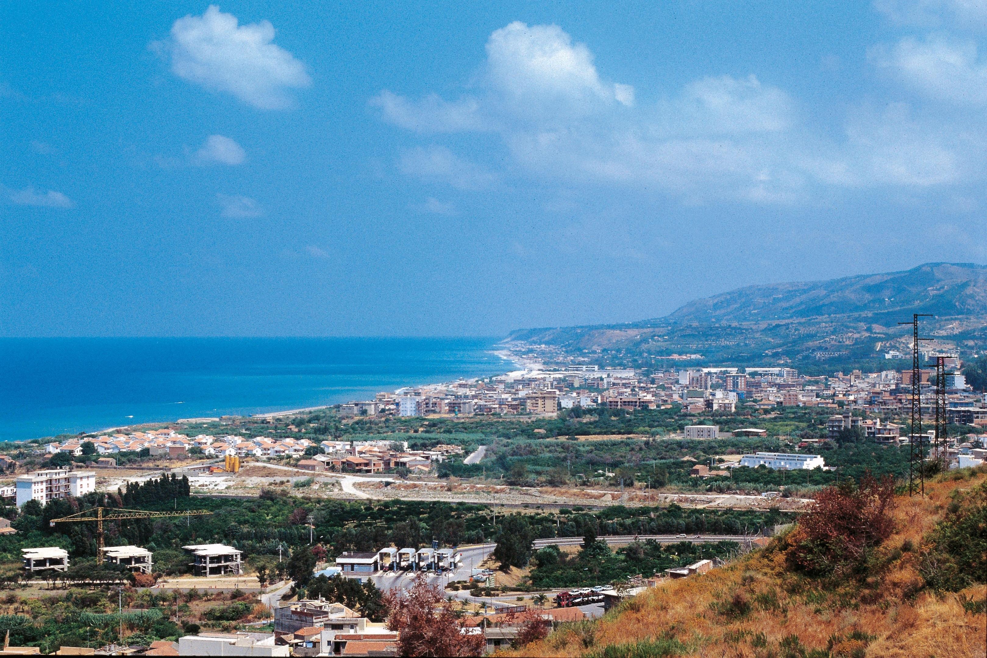 Villafranca Tirrena, Sicilië, Italië