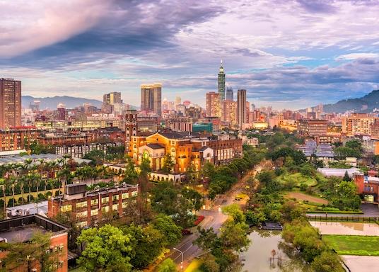 Miaoli County, Taiwan