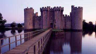 博迪恩城堡/