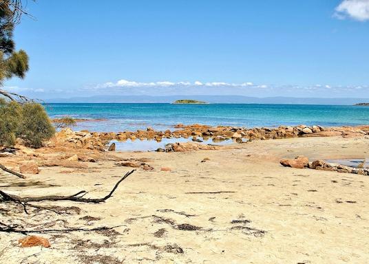 Coles Bay, Tasmania, Austraalia