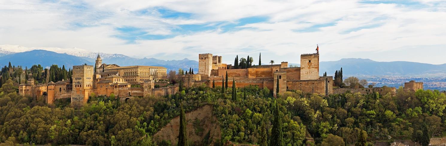 Málaga, İspanya