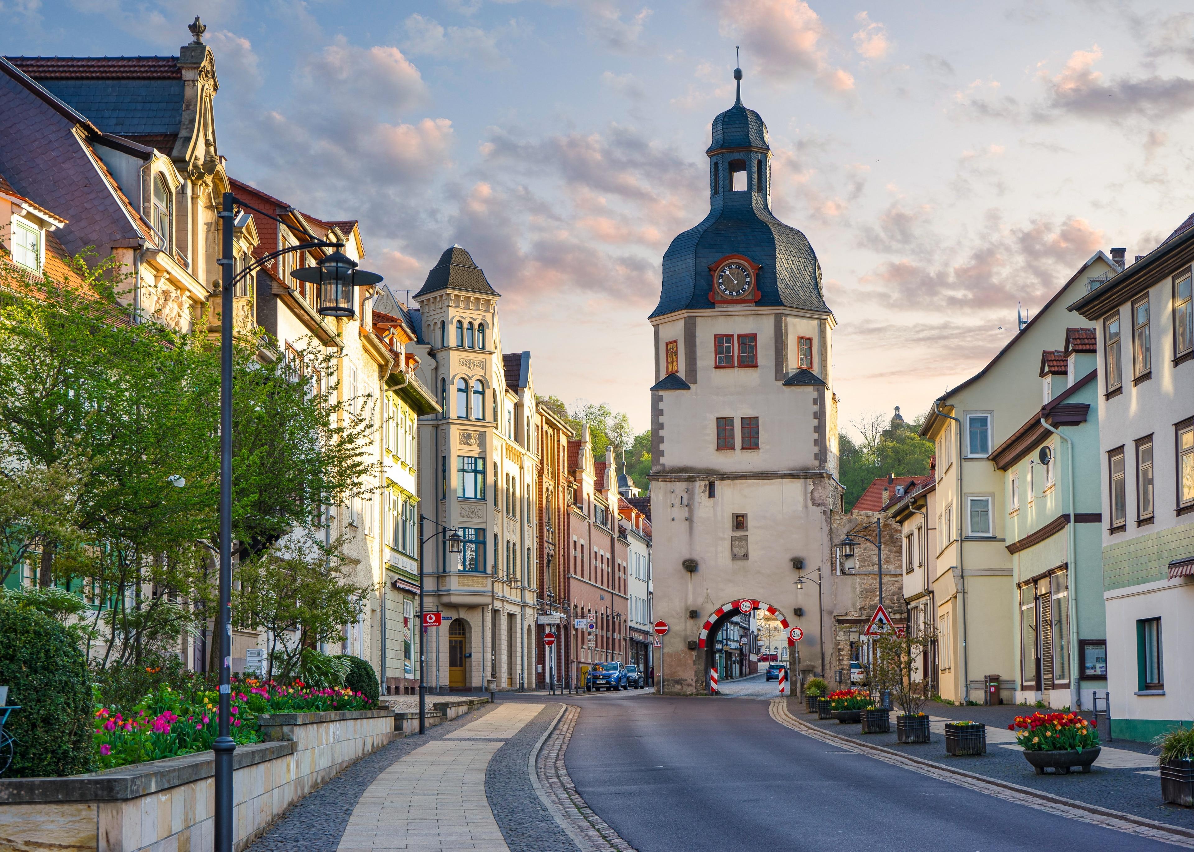 Gotha District, Thuringia, Germany