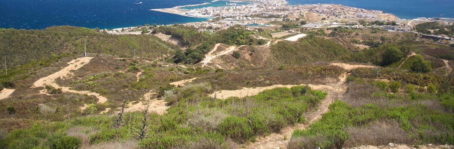 Ceuta Region, Spanien