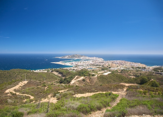 Ceuta (region), Spain