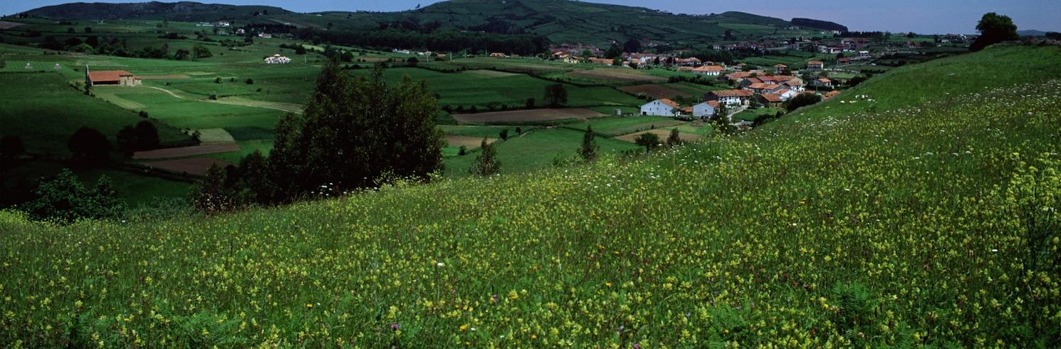桑提亞納 – 瑪爾, 西班牙