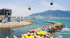 Songdo Marine Cable Car