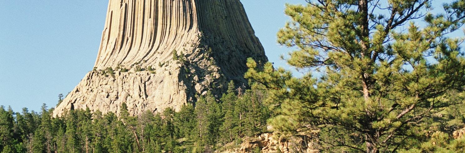 Gillette (és környéke), Wyoming, Egyesült Államok