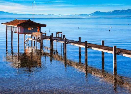 Lake Tahoe (and vicinity), California, United States of America