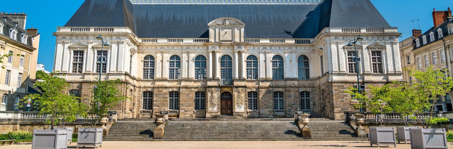 Rennes, Ranska