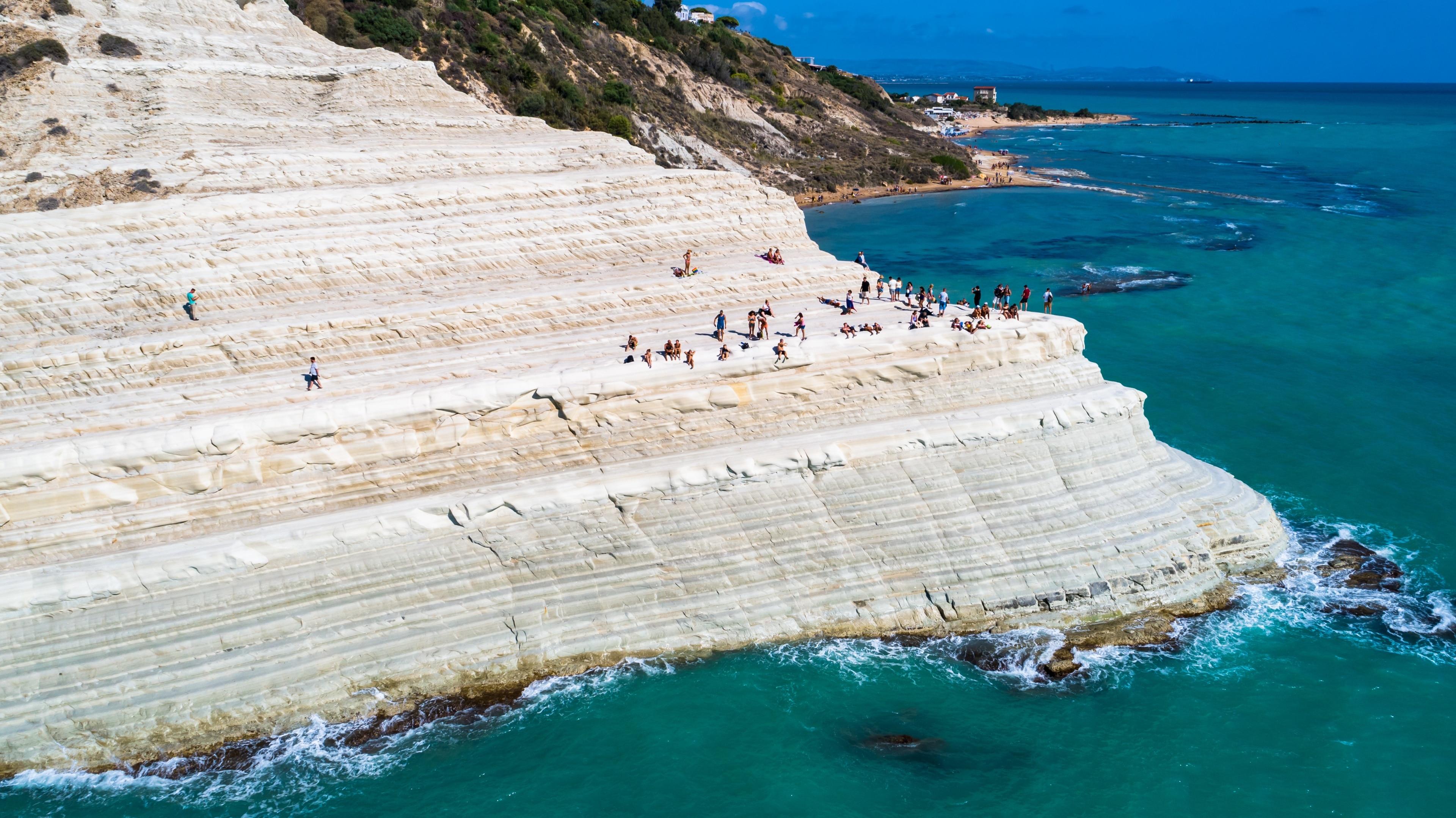 Porto Empedocle, Sicile, Italie