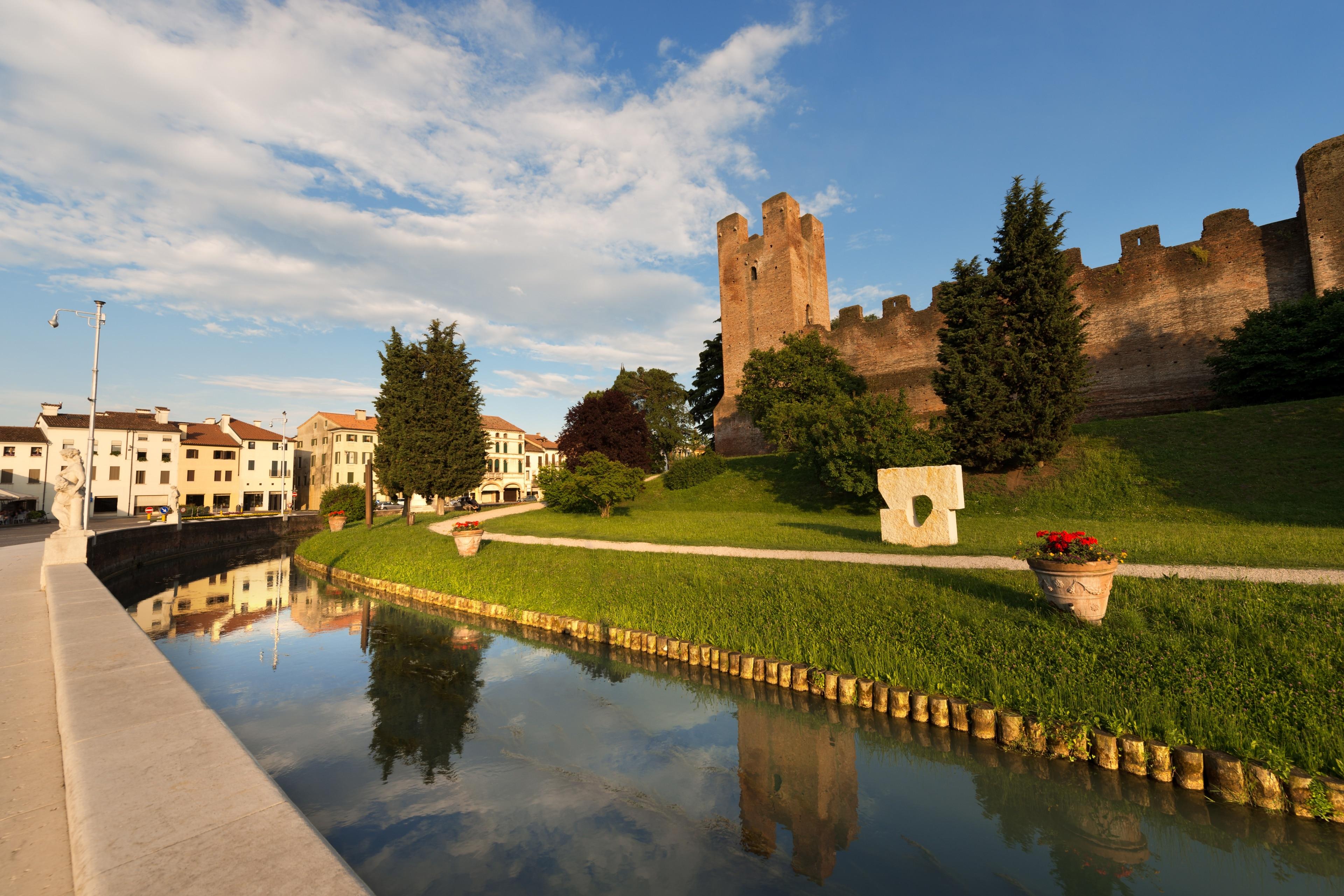 Castelfranco Veneto, Veneto, Italien