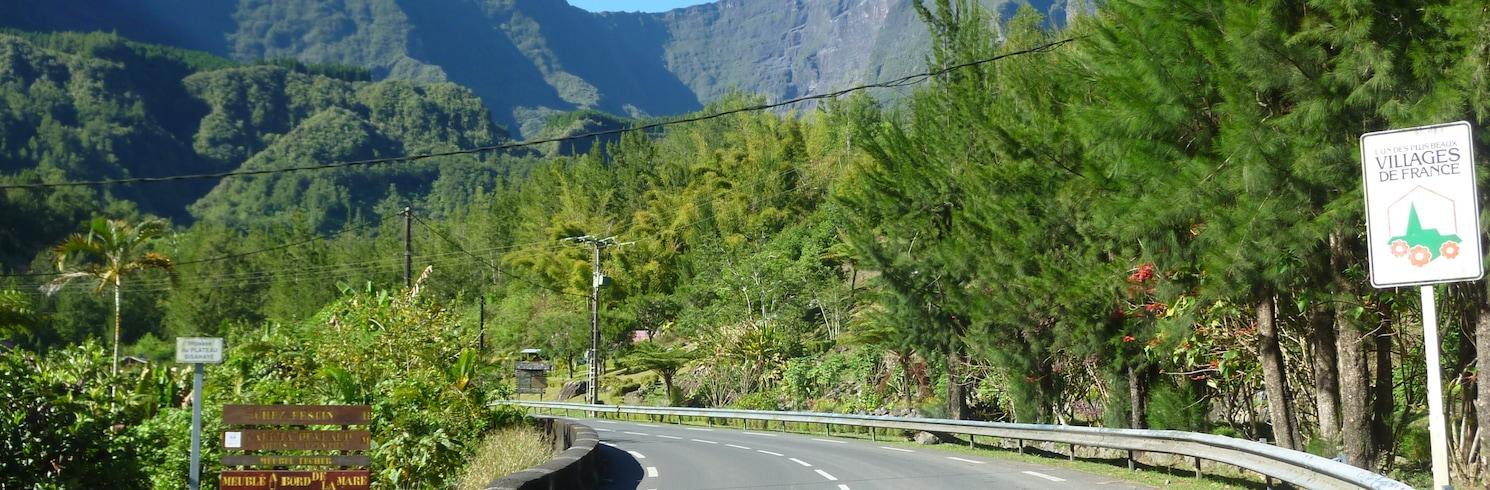 Entre-Deux, Réunion