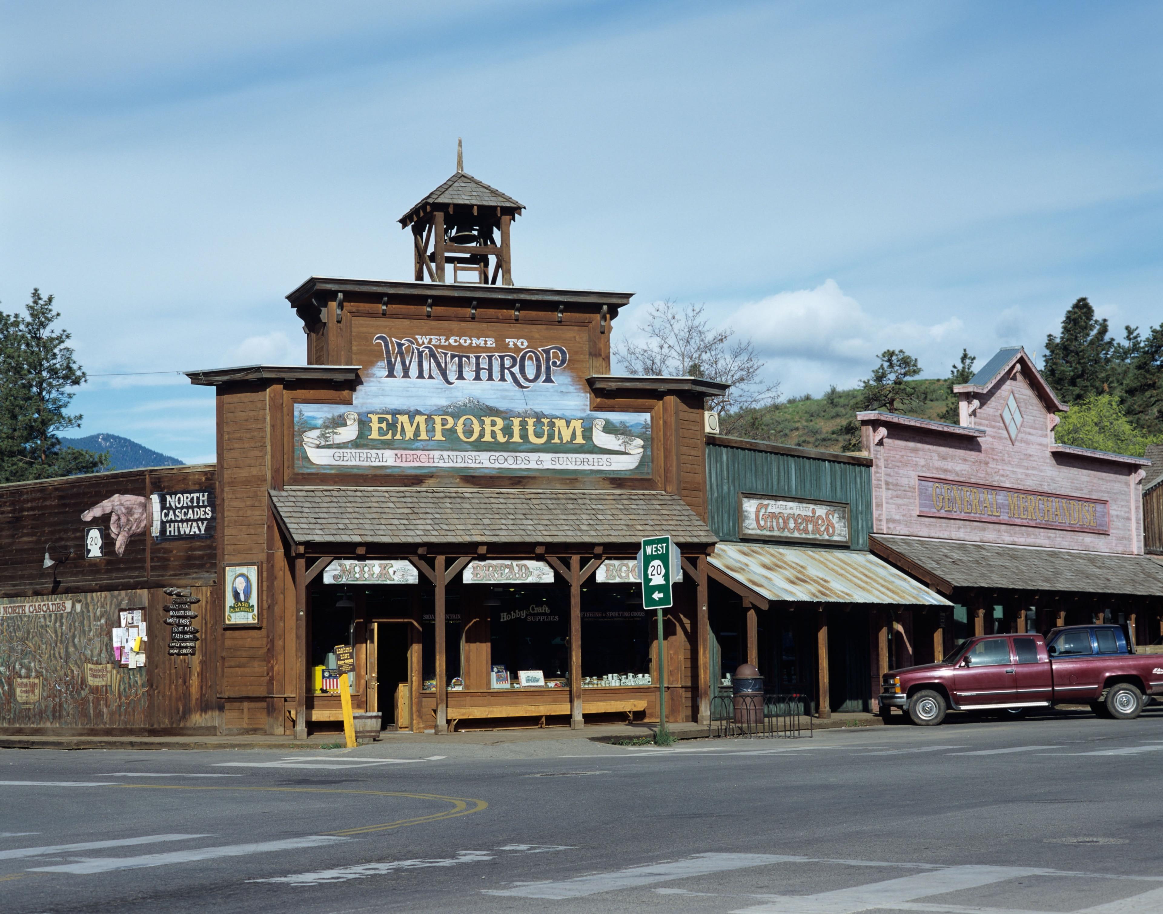 Methow Valley, Washington, United States of America